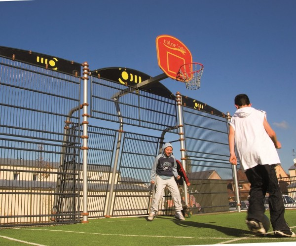 Fronton basket  Husson - Replay Services